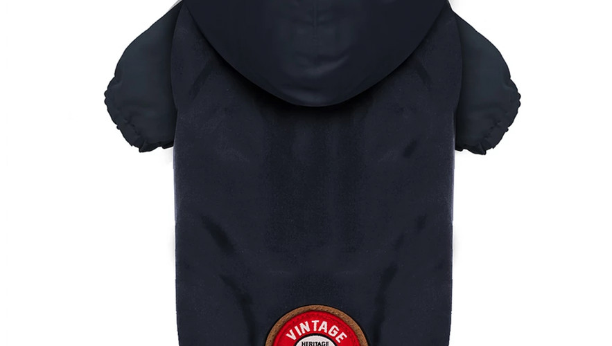 Imperméable Winch navy