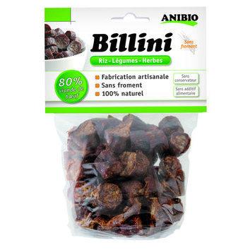 Friandises Billini - Anibio
