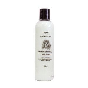 Apres -shampoing hydratant à l'aloé vera - laboratoire Puppy