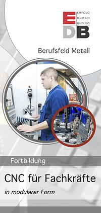 cnc Modulare Fortbildung CNC Fachkraefte