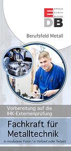 Vorbereitung Externenpr Metalltechnik ed
