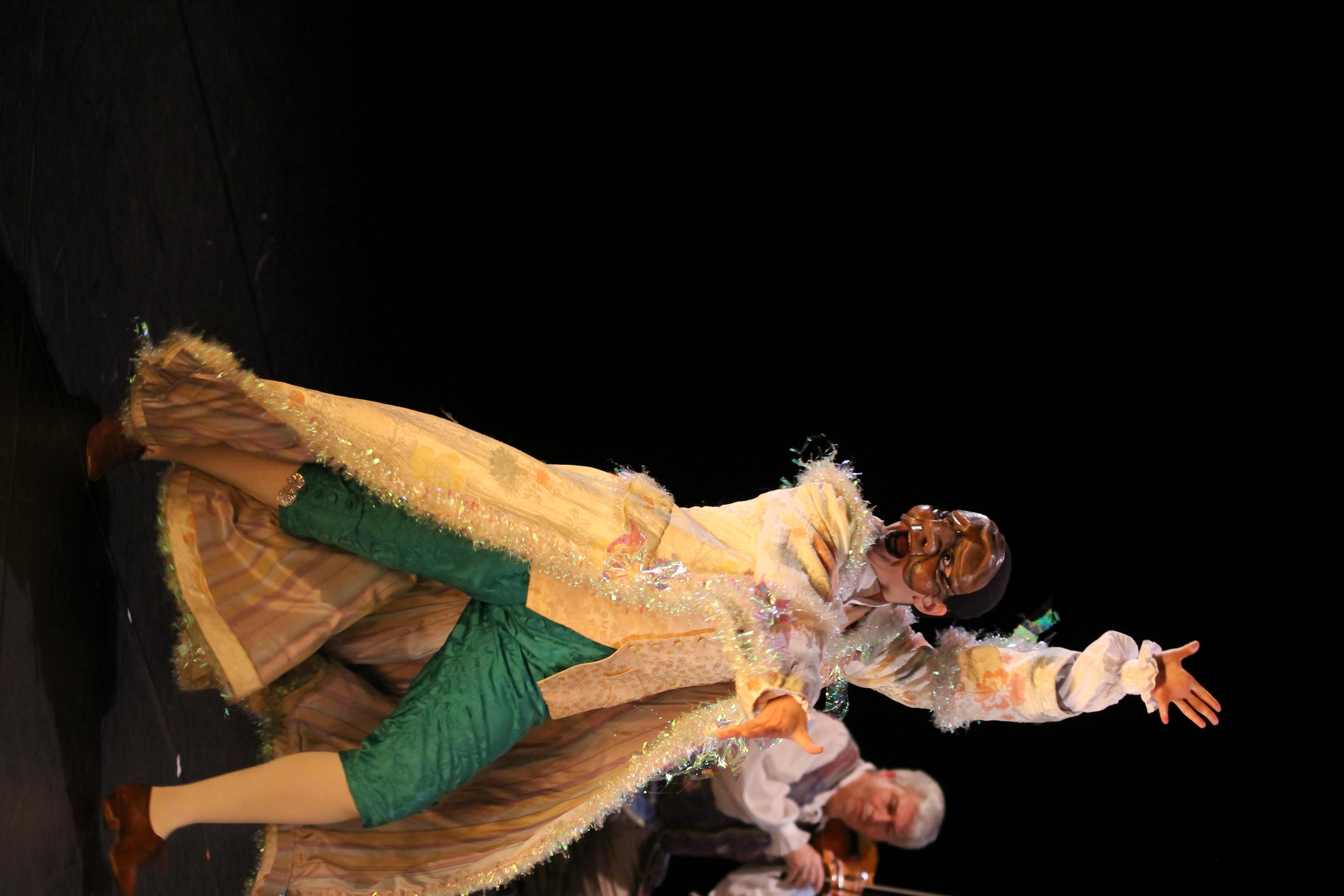 J.Idier/Cie de Danse l'Eventail