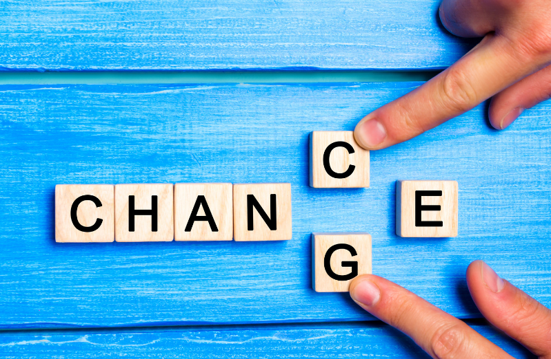 change or chance