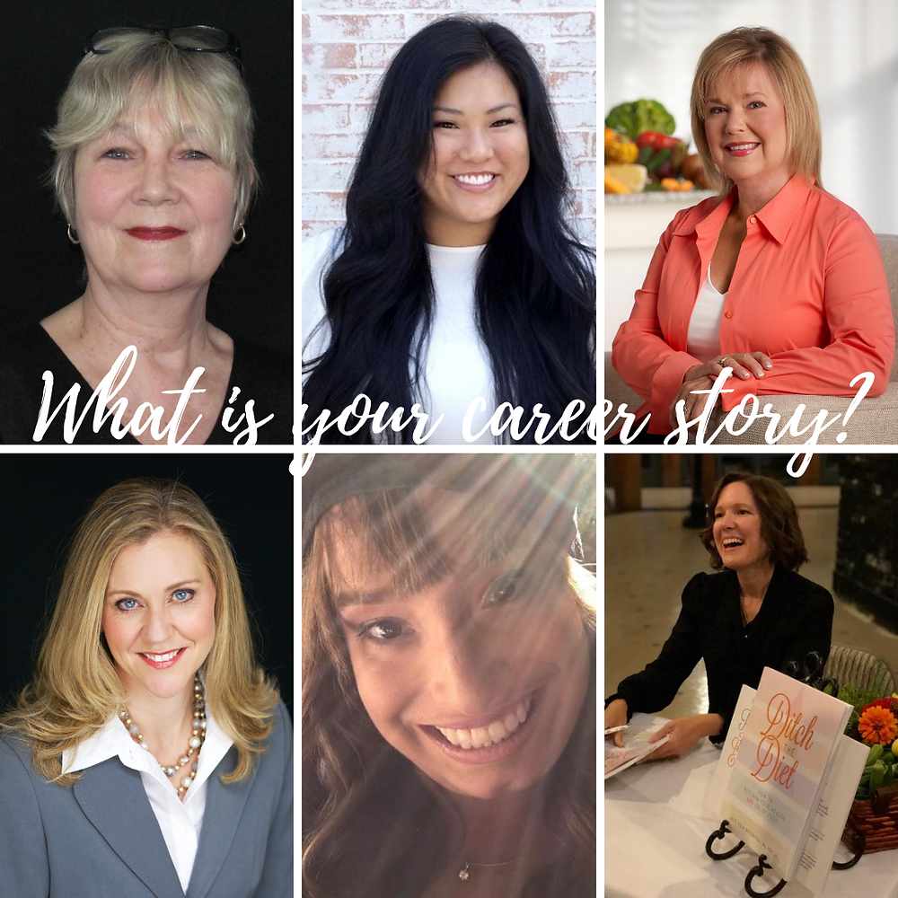 career stories of registered dietitian nutritionists