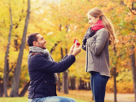 Let's get engaged!