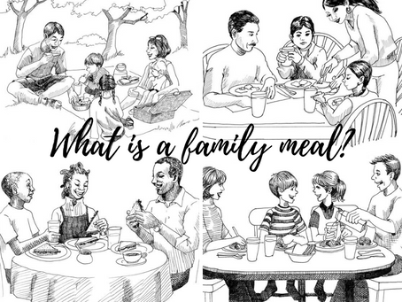 Don't complicate family meals