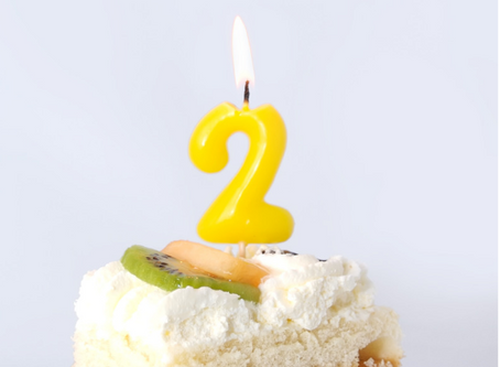 4 Lessons from 2 Years of Blogging