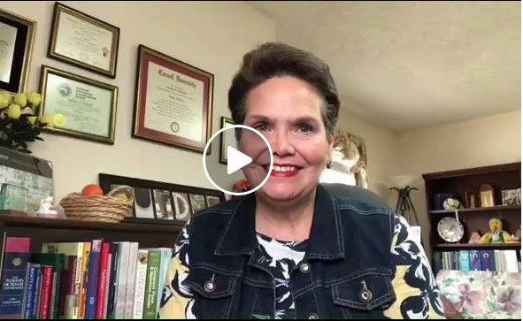 Barb Mayfield shares a video about procrastination