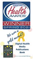 We won a gold award!! IG story.png