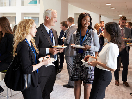 Maximize your conference experience