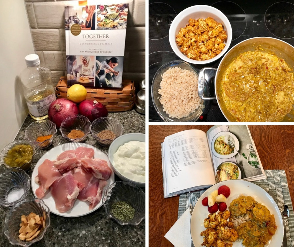 recipes from Together cookbook by Meghan Markle