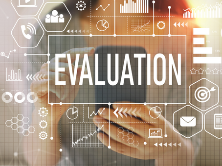 Don't fear evaluation – embrace it!