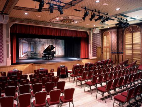 Be amazed at the Delphi Opera House's Economic Impact!