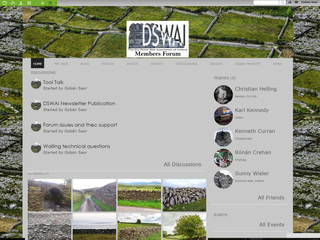 DSWAI Members forum launched