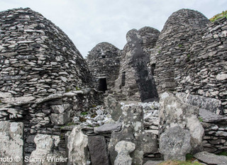 Dry Stone building acknowledged by the Department of Culture, Heritage & the Gaeltacht as part o