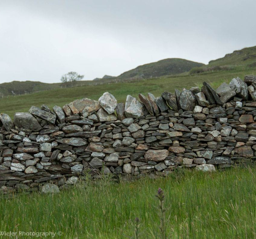 Donegal Wall