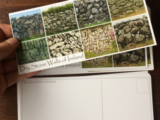 DSWAI Dry Stone Walls of Ireland postcards