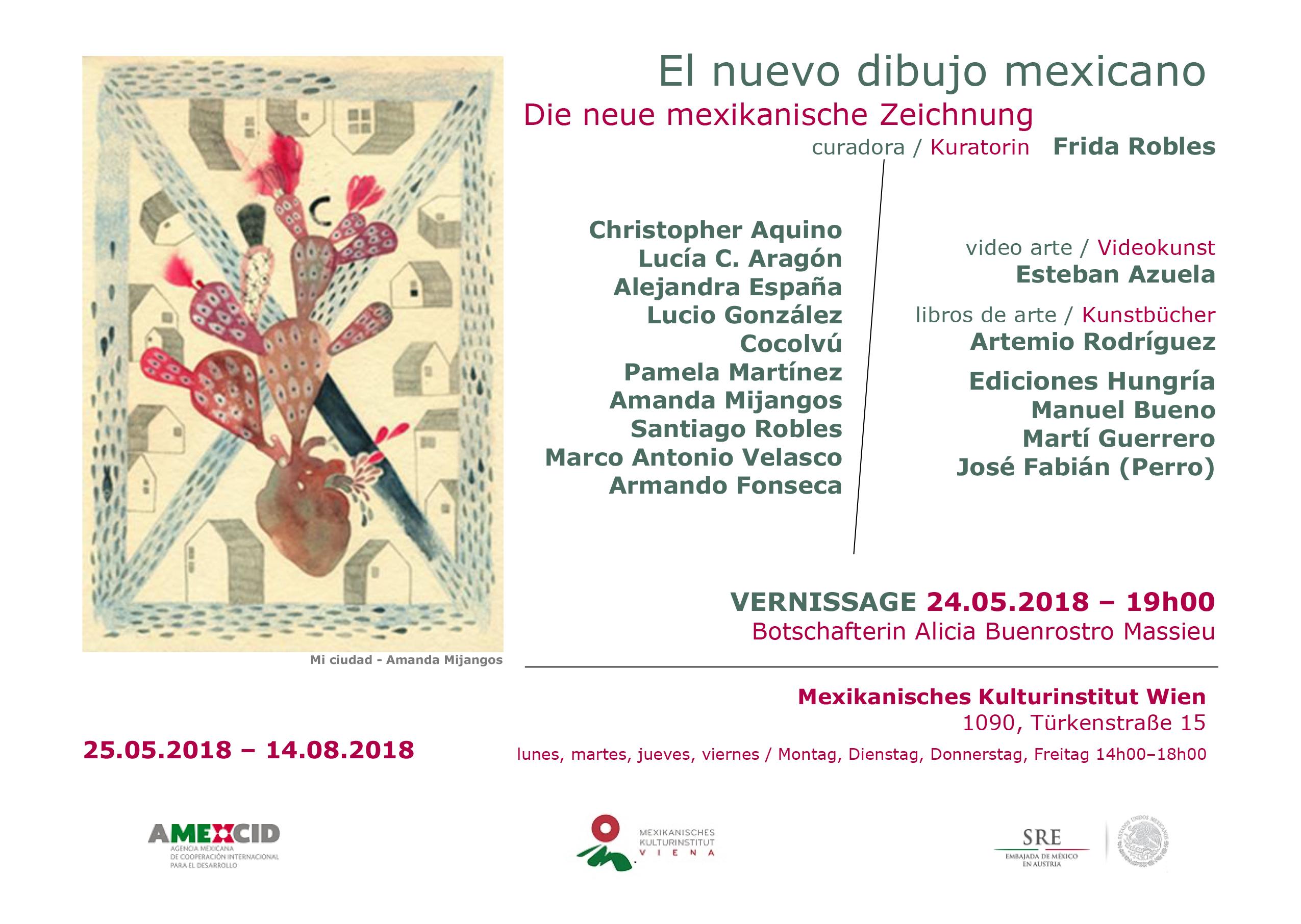 El nuevo dibujo mexicano