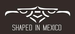 shaped in mexico tercera edición