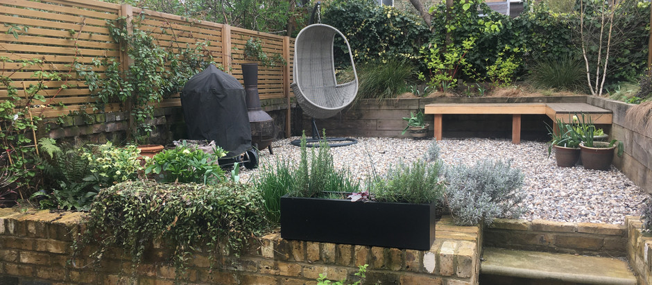 How to design gardens in a self isolating future?