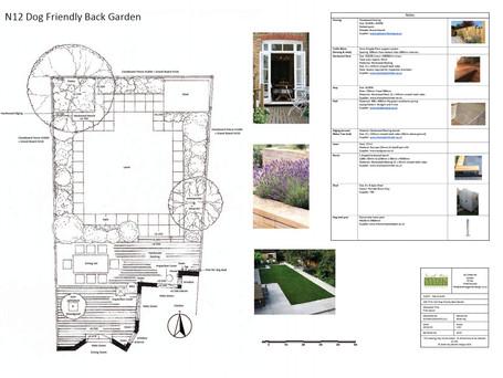 N12 Dog Friendly Garden