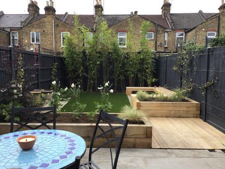 E17 Secluded Family Garden - Testimonial