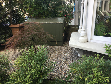 Drainage solutions for Front Gardens