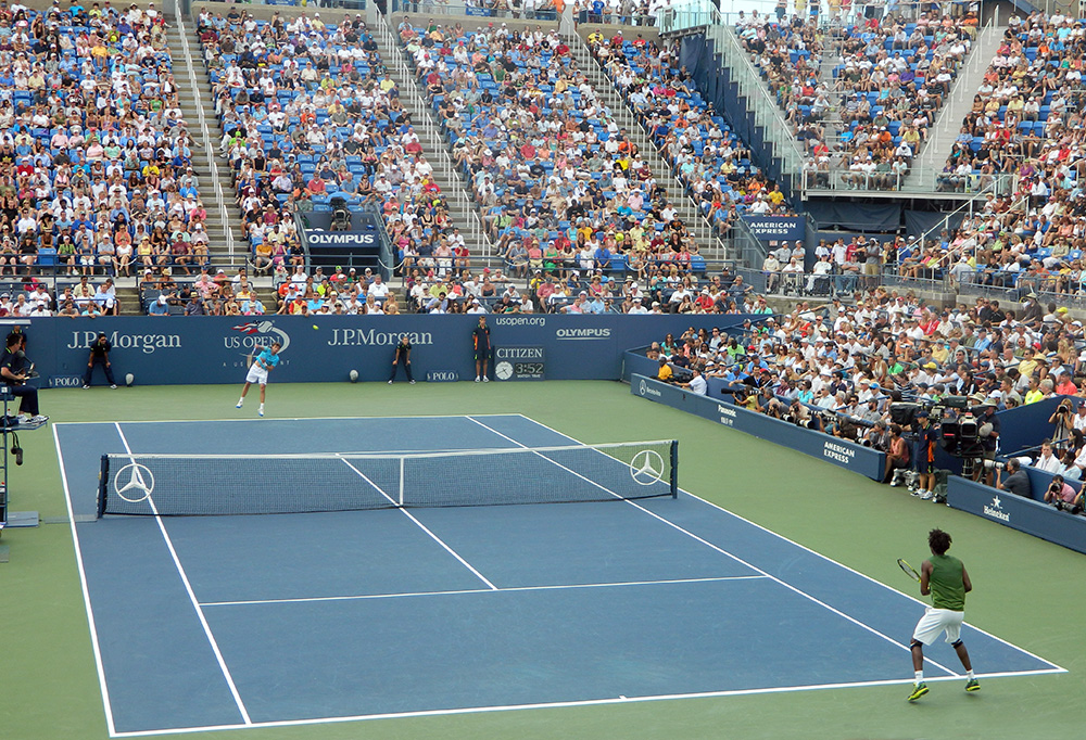 David Ferrer vs. Gael Monfils