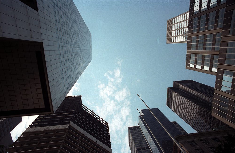 City Corp, NYC