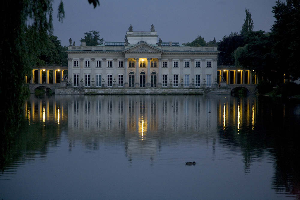 Royal Łazienki Museum in Warsaw