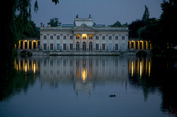 Royal Łazienki Museum in Warsaw