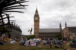 Parliament Square Peace Protest