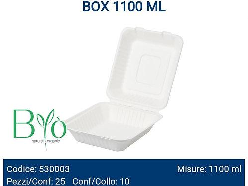BOX 1100 ML in cellulosa PZ.25