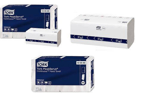 Tork PeakServe® Sistema per asciugamani a erogazione continua h5