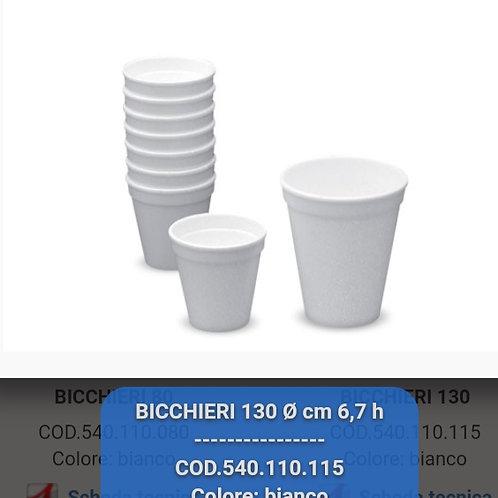 Bicchieri termici 130cc Espressino con coperchio