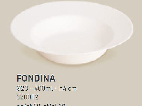FONDINA GOURMET 400ML 50PZ
