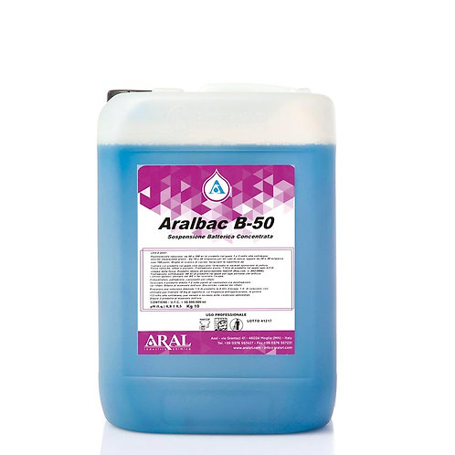 ARALBAC B-50 Sospensione sporigena concentrata antiodore