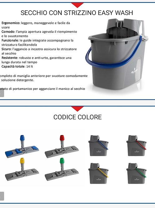 Easy Wash Filmop Lavapavimenti sistema piatto