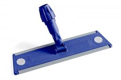 Attrezzo per panni con profili per sistema a velcro larghi 2,5 cm