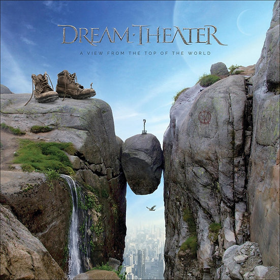 """** PRE-ORDER Dream Theater """"A View From The Top Of The World"""""""