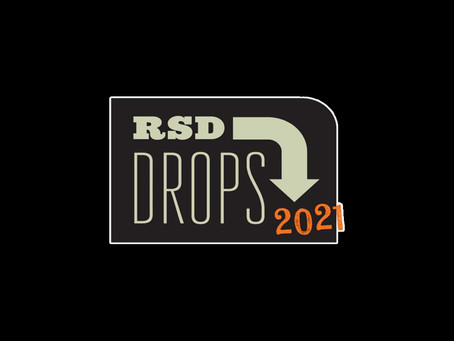 Record Store Day Drop #1: June 12th, 2021