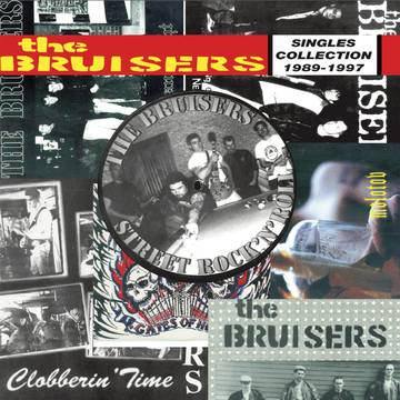 """The Bruisers """"The Bruisers Singles Collection 1989-1997"""""""