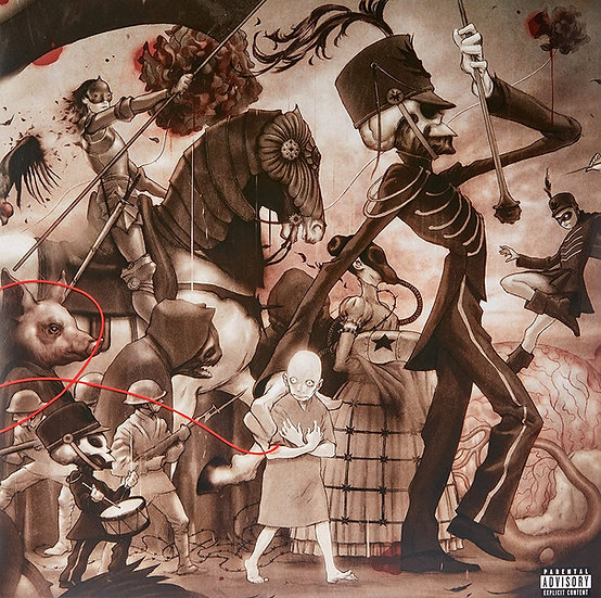 "My Chemical Romance ""The Black Parade"" 2LP"