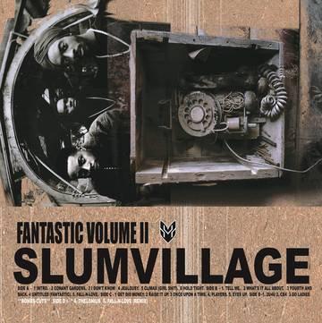 "Slum Village ""Fantastic Volume II: 20th Anniversary Edition"""