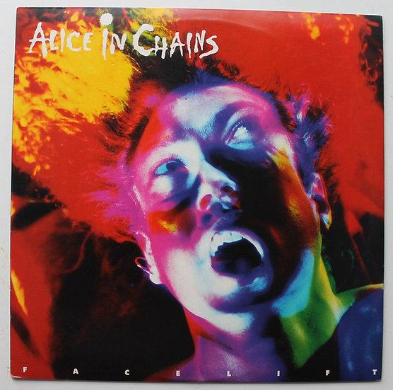 "Alice In Chains ""Facelift"" Vinyl LP"