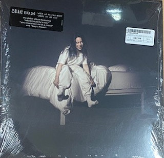 Billie Eilish When We All Fall Asleep Where Do We Go? LP