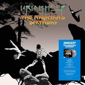 "Uriah Heep ""The Magician's Birthday"""