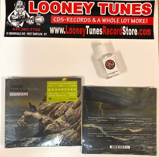 """August Burns Red """"Guardians"""" CD or LP"""
