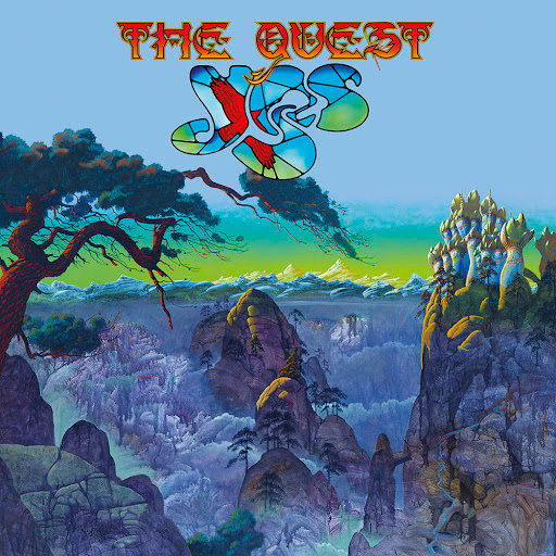 """Yes """"The Quest"""""""