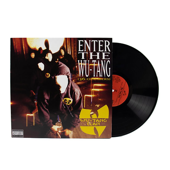 "Wu-Tang Clan ""Enter The Wu-Tang"" Vinyl LP"